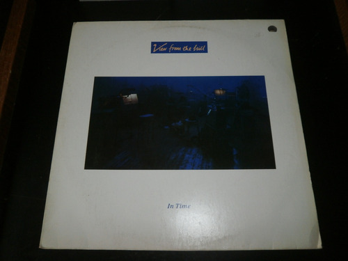 lp view from the hill - in time, disco vinil, ano 1988