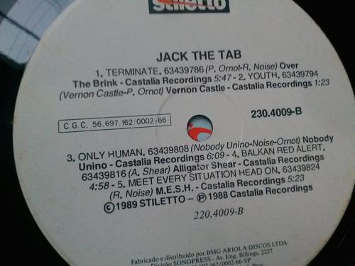lp vini - acid tablets - volume one - jack the tab -
