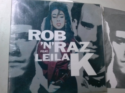 lp vini rob'n'raz featuring leila k - acozawea importado swe