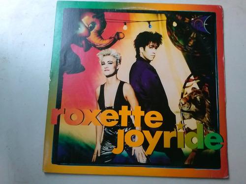 lp vini - roxette joyride - hotbllooded