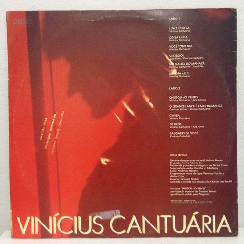 lp vinicius cantuária 1982