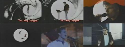 lp vinil - 007 marcado para a morte - stéreo - 1987