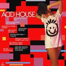 lp vinil acid house