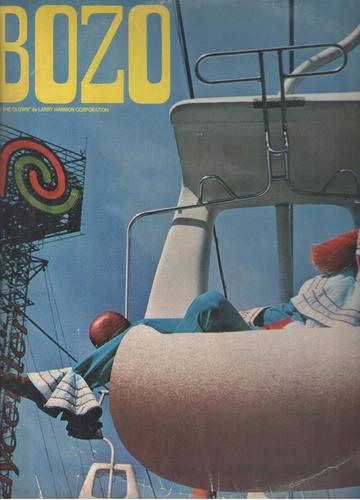 lp vinil bozo 1982 /usado