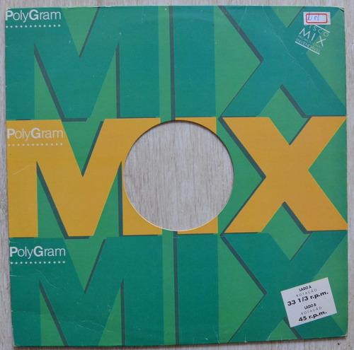 lp vinil - cid guerreiro-paz e amor mix 33/45 rpm