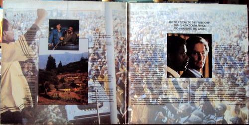 lp vinil - cry freedom - um grito de liberdade - 1988