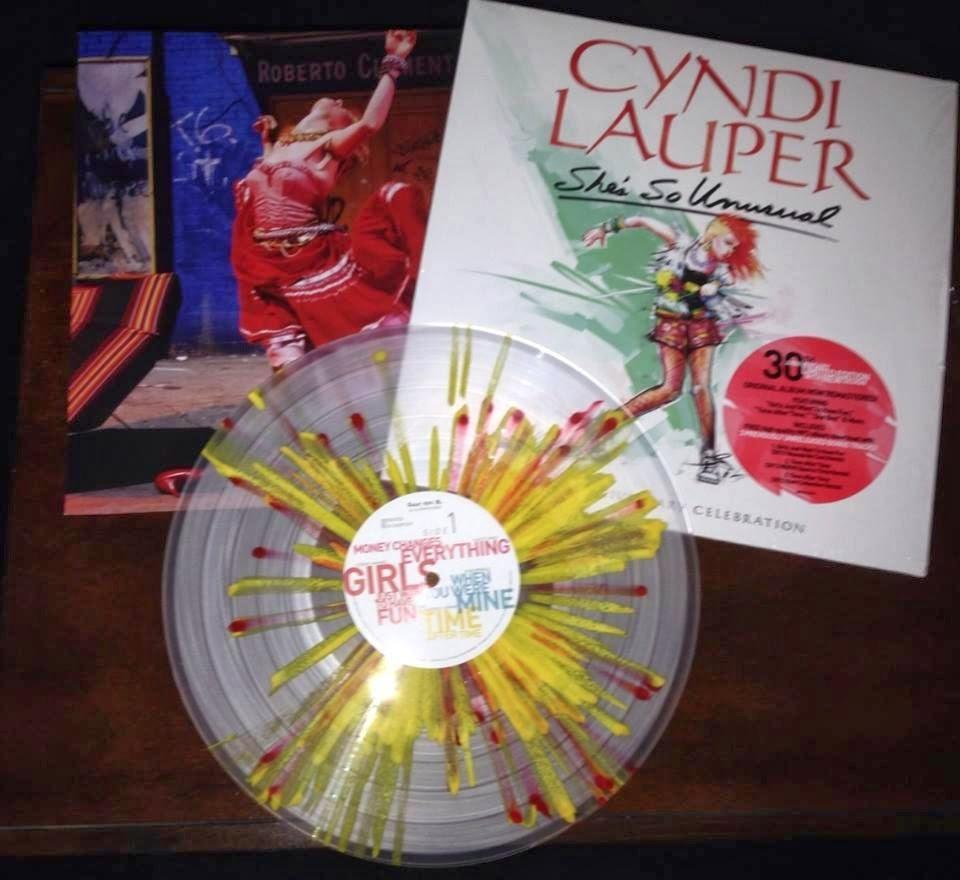 Cyndi Lauper Shes So Unusual