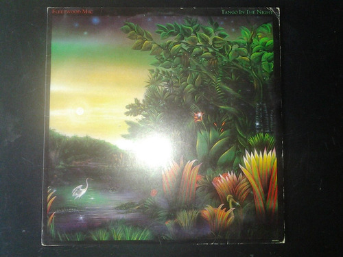lp vinil disco fleetwood mac - tango in the night-promoção