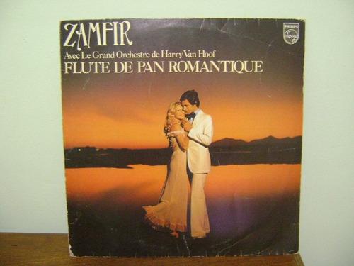 lp vinil disco zamfir flaute de pan romantique 1979