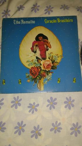 lp vinil elba ramalho coração brasileiro 1983 leia tudo r$26