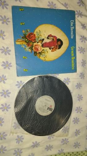 lp vinil elba ramalho coração brasileiro 1983 leia tudo r$27