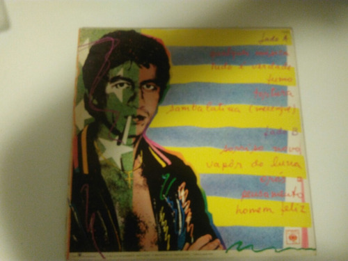 lp vinil fagner - s/t 1982