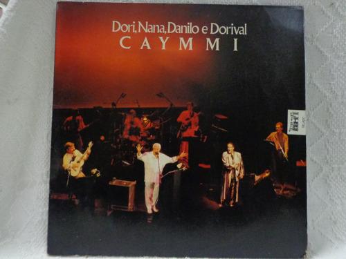 lp vinil-família cayme-dorival,nana,dori e danilo-emi-1987