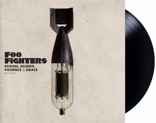 lp vinil foo fighters echoes, silence, patience & grace novo