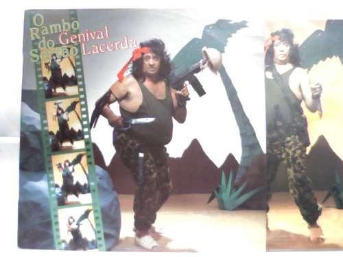 lp vinil genival lacerda / o rambo no sertão cont. 1992