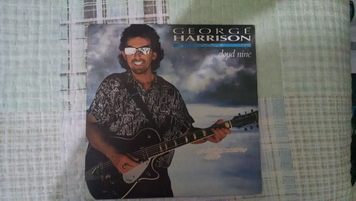 lp vinil george harrison - cloud nine