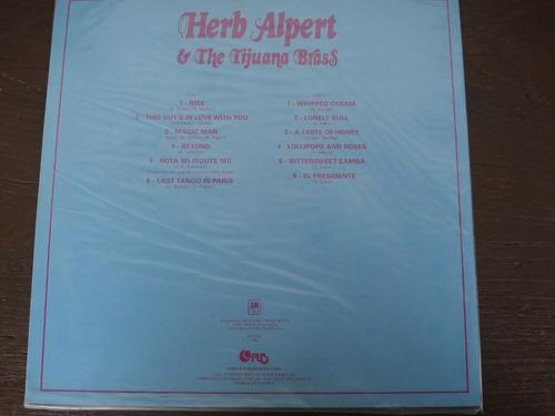 lp vinil herb alpert's tijuana brass