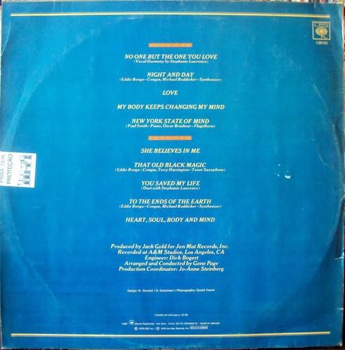 lp vinil - johnny mathis - mathis magic - 1979
