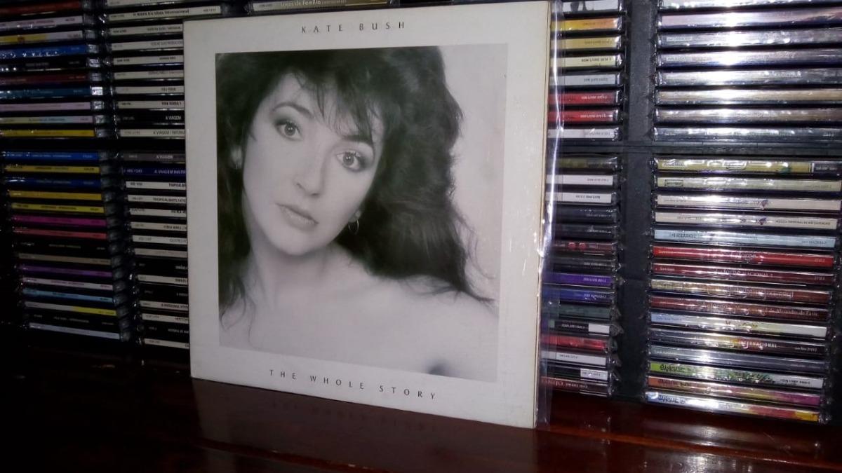 Lp Vinil Kate Bush The Whole Story - Greatest Hits - Perfeit