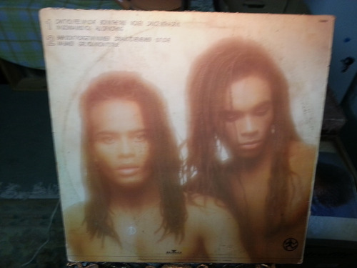 lp vinil milli vanilli all or nothing - the first album 1989