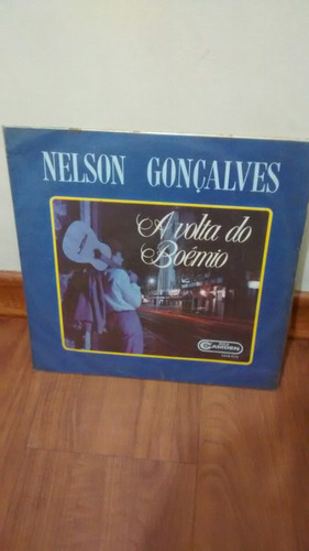 lp vinil nelson gonçalves - volta do boêmio