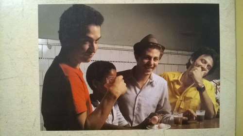 lp vinil - os paralamas do sucesso - selvagem? 1986