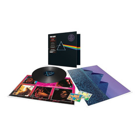 Lp Vinil Pink Floyd The Dark Side Of The Moon 180g
