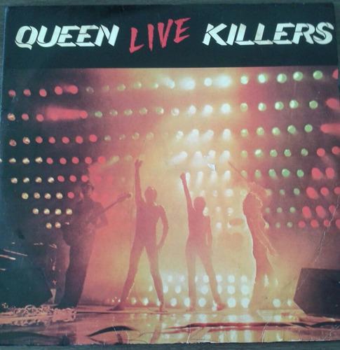 lp vinil queen live killers duplo