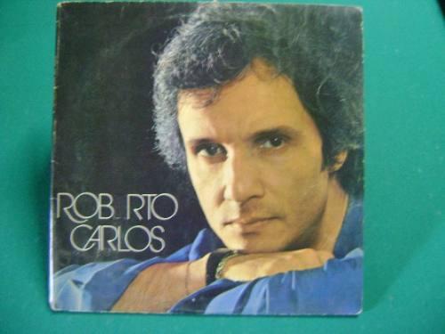 lp vinil roberto carlos - 1979
