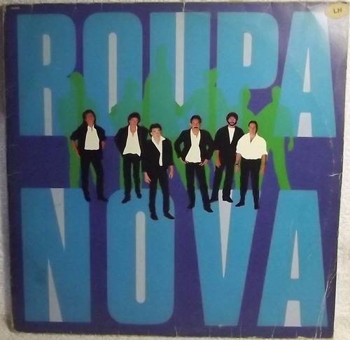 lp / vinil rock nacional. roupa nova - show rock'n (b) 1985