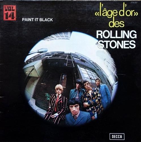 lp vinil rolling stones l'âge d'or des - vol. 14