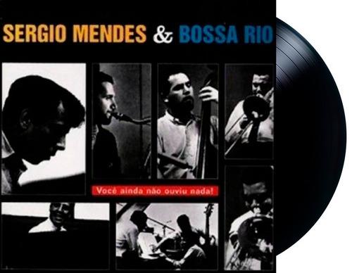 lp vinil sergio mendes and the bossa rio novo lacrado 180g