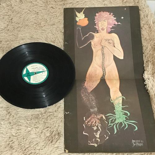 lp vinil taiguara - carne e osso - 1971