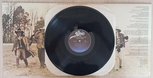 lp vinil - the charlie daniels band - saddle tramp usa 1976