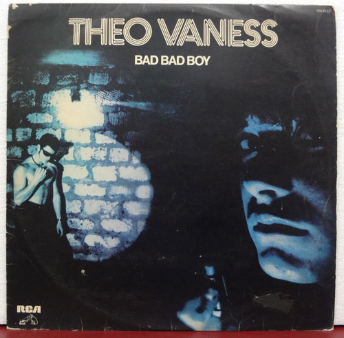 lp vinil - theo vaness - bad bad boy - 1979