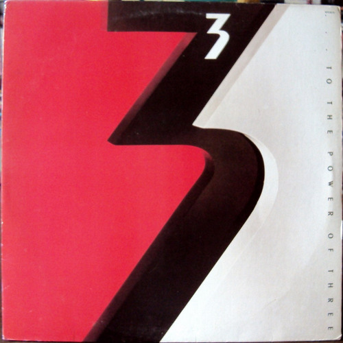 lp vinil - to the power of three - 1988
