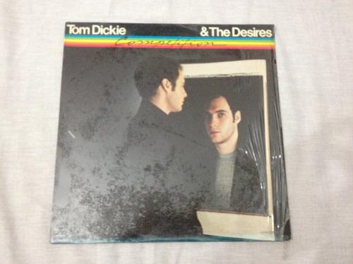 lp vinil tom dickie the desires .