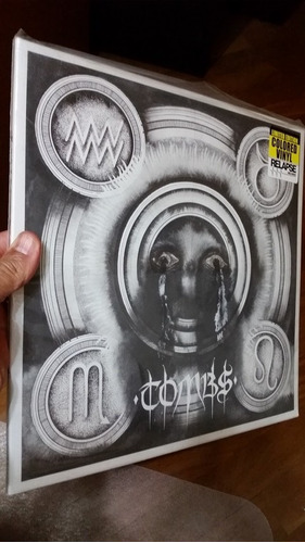 lp vinil tombs path of totality. novo!