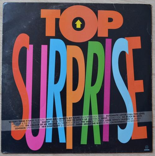 lp vinil - top surprise - 1994
