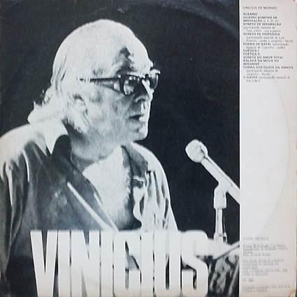 lp vinil - vinicius / drummond