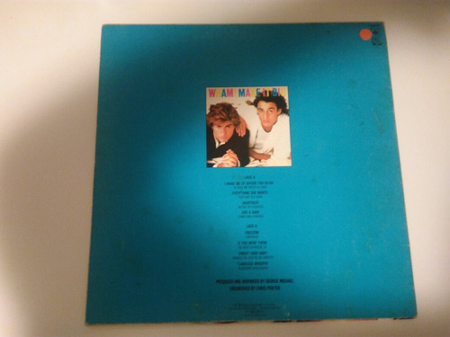 lp vinil wham! - make it big