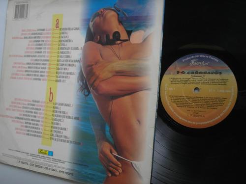 lp vinilo 14 cañonazos bailables volumen 37 1997