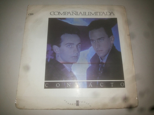 lp vinilo acetato disco vinyl compañia ilimitada contacto