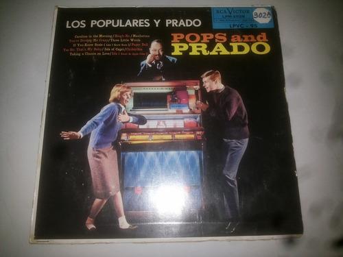 lp vinilo acetato disco vinyl damaso perez prado cumbia