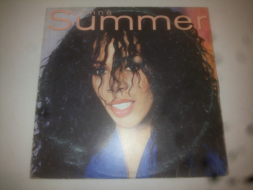lp vinilo acetato disco vinyl donna summer