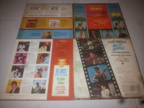 lp vinilo acetato disco vinyl elvis presley