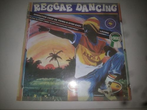 lp vinilo acetato disco vinyl reggae dancing