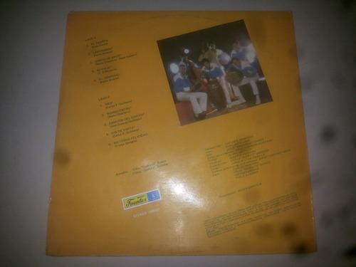 lp vinilo acetato disco vinyl tabaco y su grupo futuro salsa