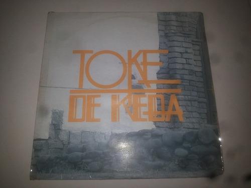 lp vinilo acetato disco vinyl toke de keda