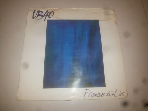lp vinilo acetato disco vinyl ub40 promises and lies